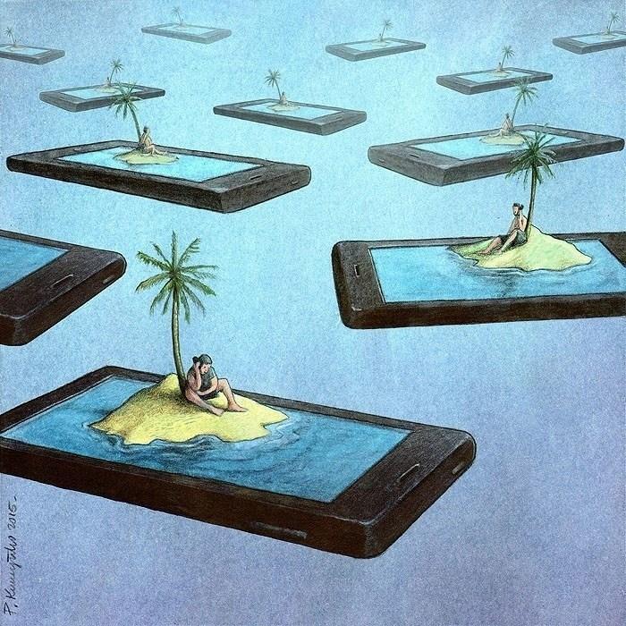 Paradoks - nikad više komunikacijskih sredstava, nikad manje komunikacije...