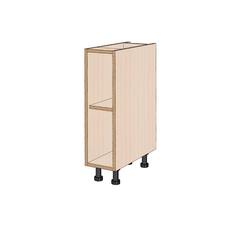 200mm Wide Birch Plywood Kitchen Base Unit Kitchen Cabinets By Birch