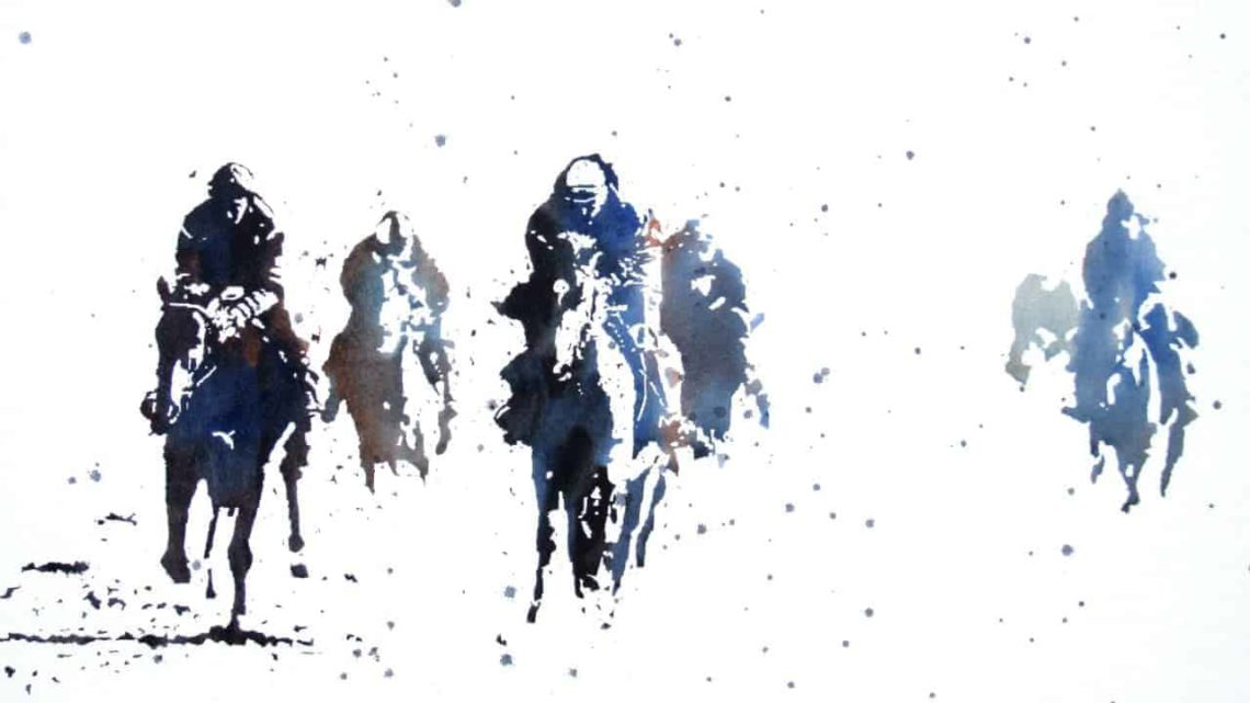 early morning gallops-min