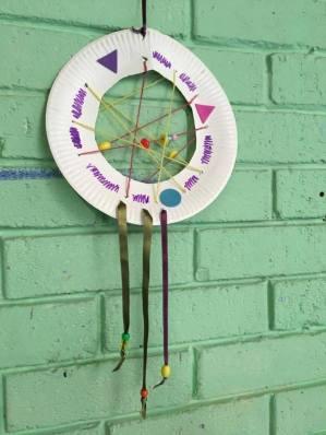 dream catcher craft