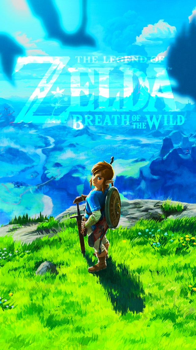 The Legend Of Zelda Breath Of The Wild Wallpapers Birchtree