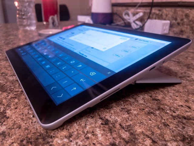 Microsoft Surface Go Review: Hardware – BirchTree