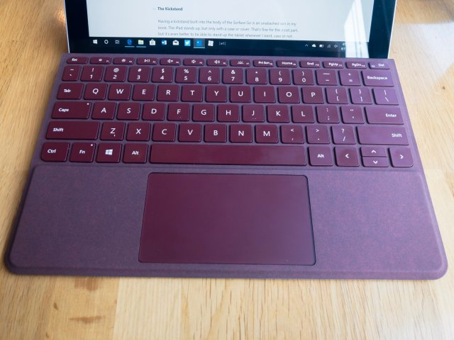 b096ae82b1d Microsoft Surface Go Review  Surface Type Cover and Pen – BirchTree