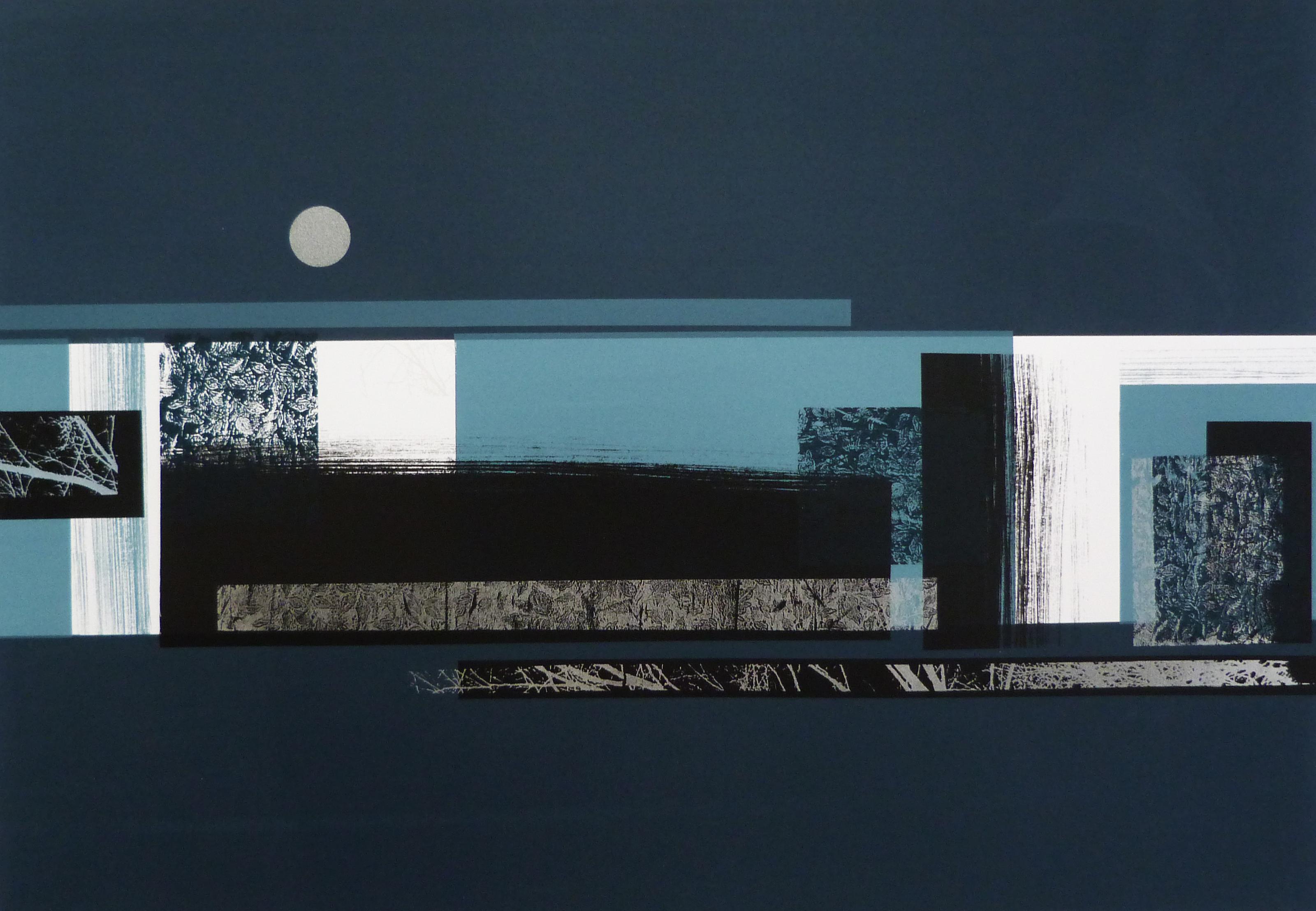Anne Skinner. Coastal Path 1