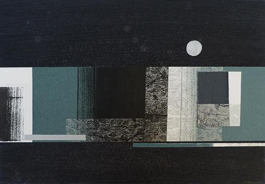Anne Skinner. Coastal Path 3