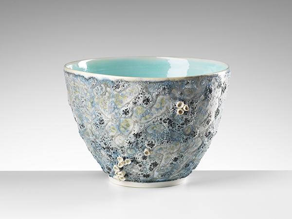 Cathrine Holtet. Barnacle Bowl.