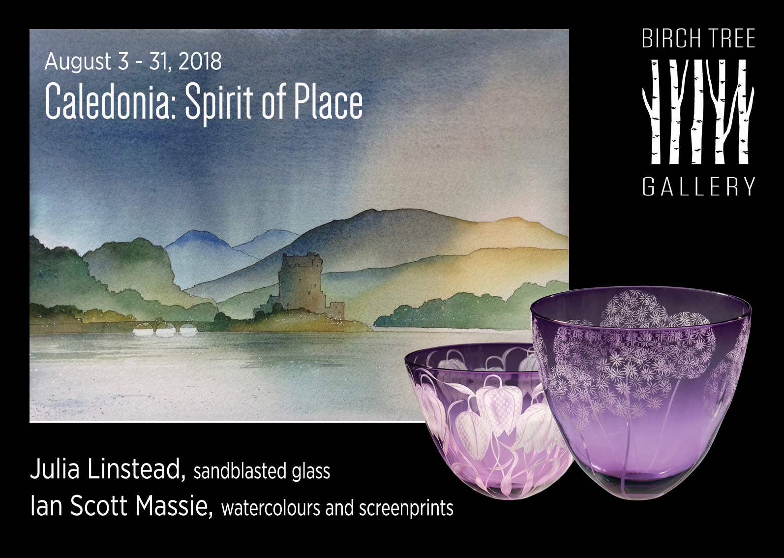 Exhibition 'Caledonia: Spirit of Place'