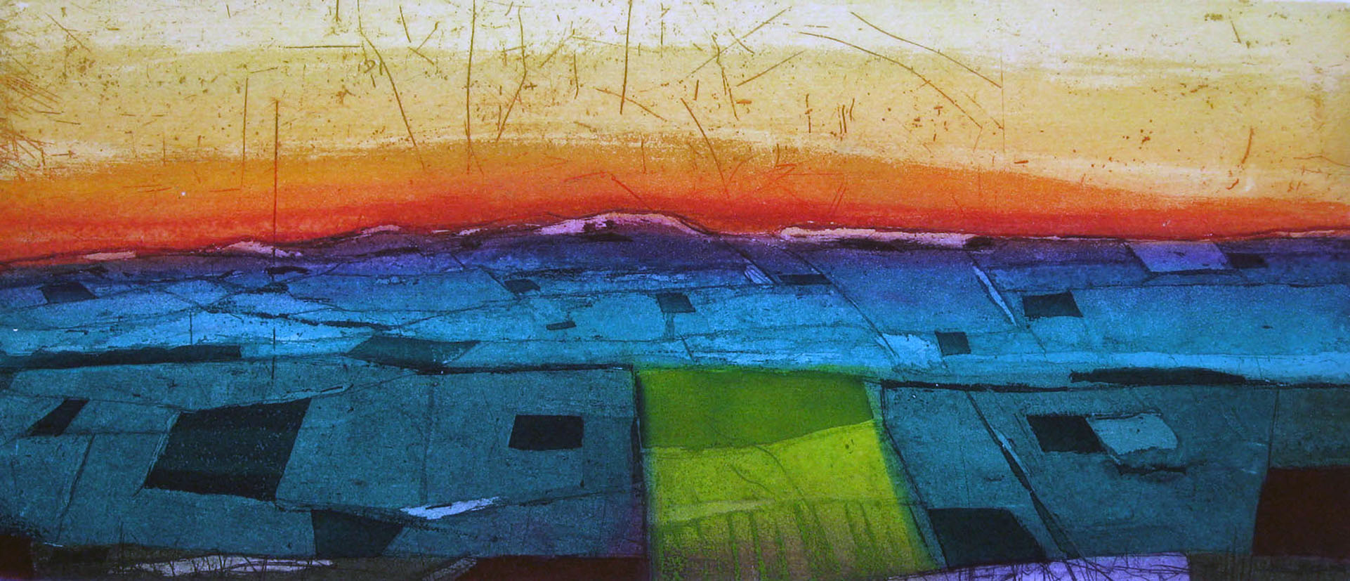 Ian McNicol. New Scottish landscape II