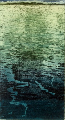 Ian McNicol. Seascape