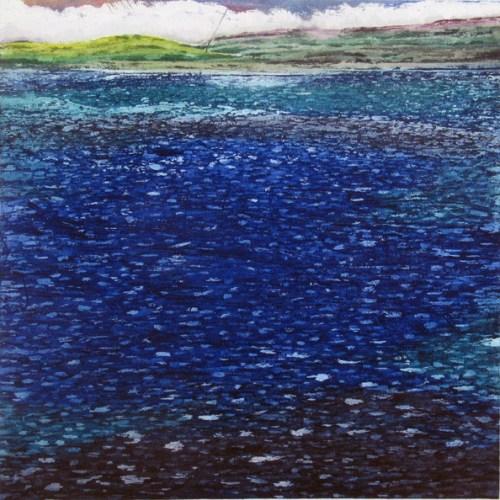Ian McNicol. West Coast Seascape
