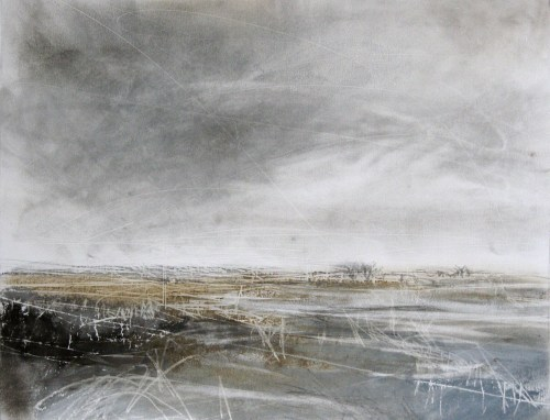 Wild-Lands-III-Janine-Baldwin-pastel-charcoal-and-graphite-on-paper-25-x-32cm