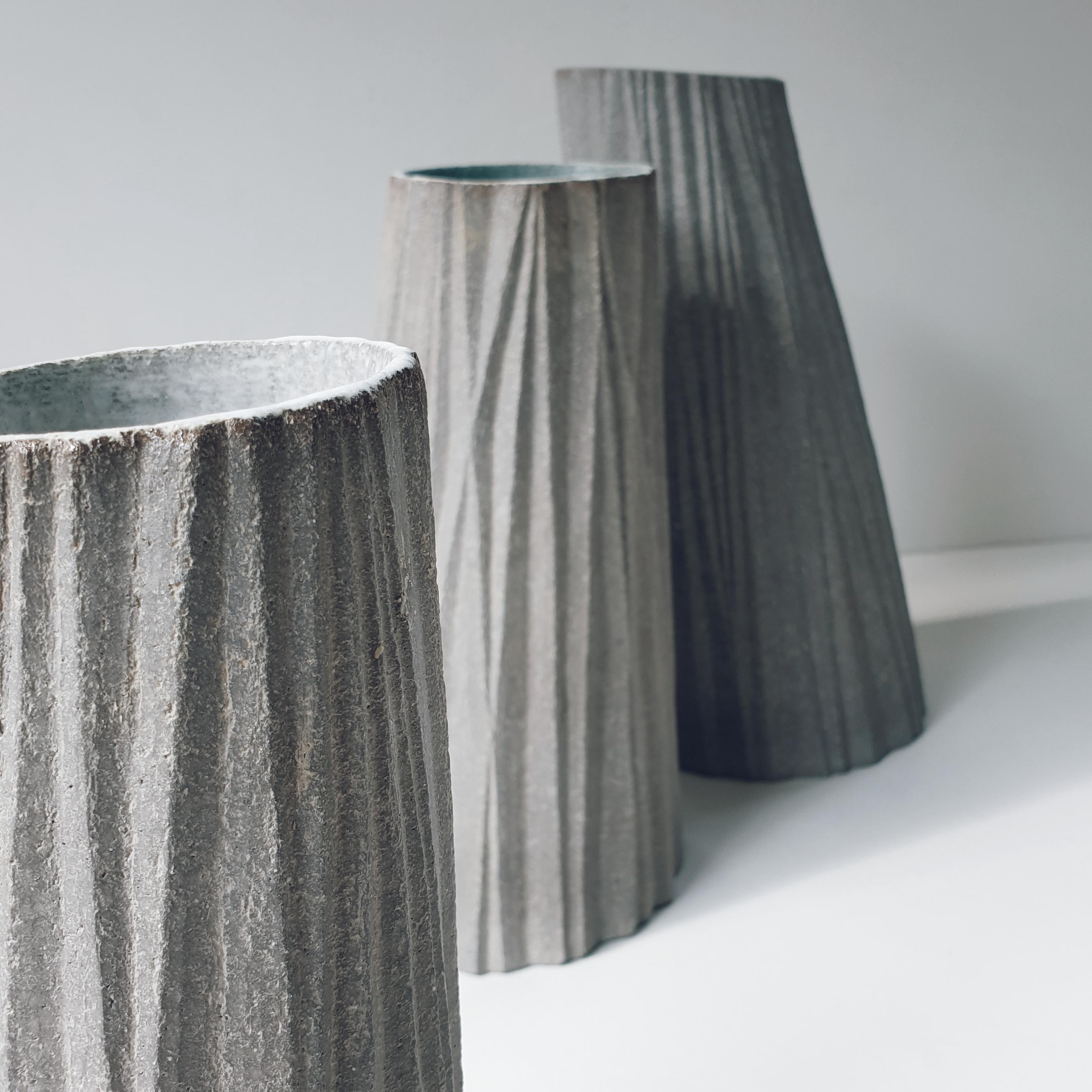 Michele Bianco. Tall Trees vessel