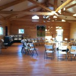 Upper Fireweed Hall interior