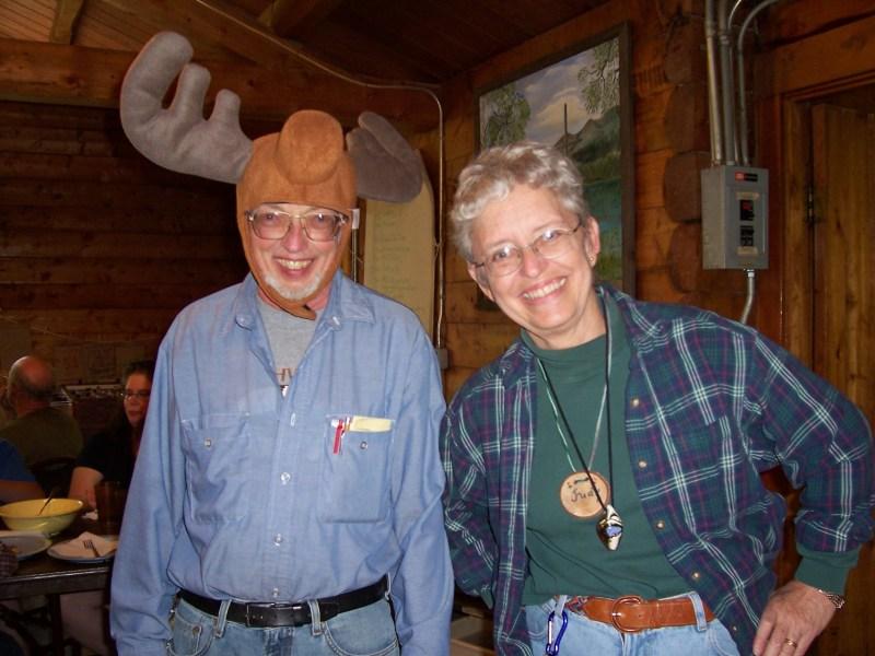 'Veteran' volunteers Judy & Al