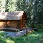 The Sweat Lodge at Birchwood Camp
