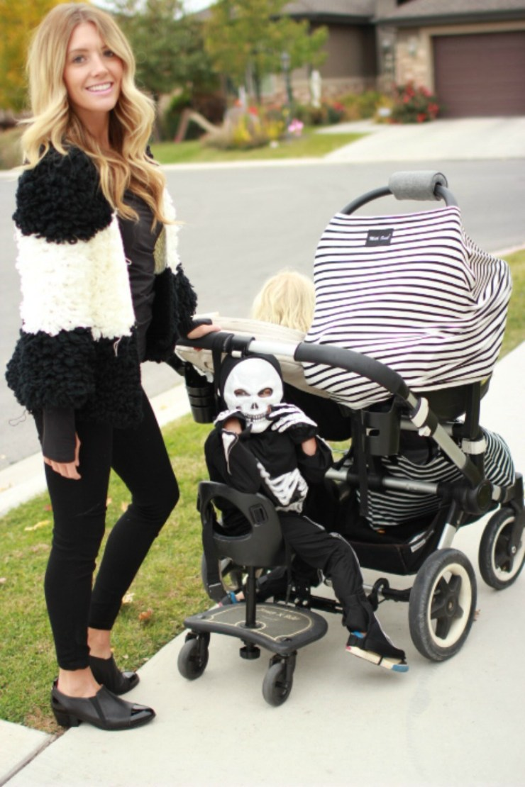 Wheel Seat Board Amazon Black And White Jacket Chic Wish Pants Goldie London Shoes Yosi Samra Carseat Cover Milk Snob