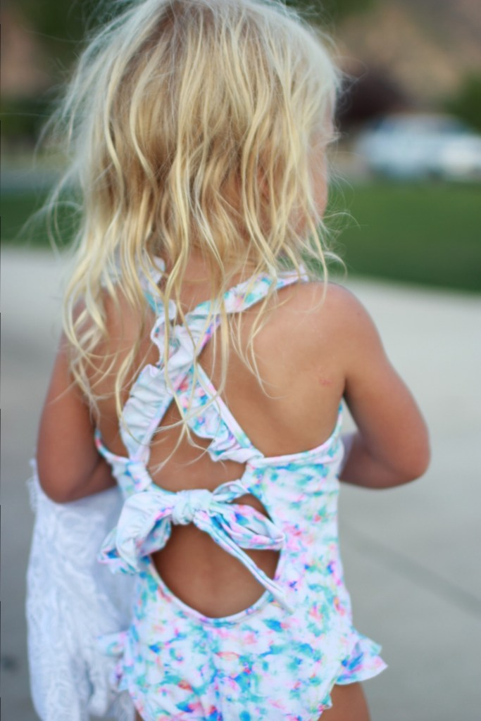 little girl swimsuit giveaway