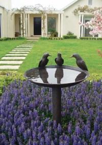 Bird Bath Garden Ideas | Birdcage Design Ideas