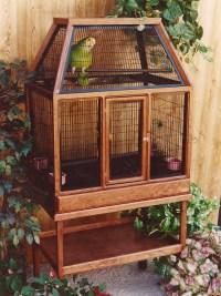 Bird Cage Aviary Designs | Birdcage Design Ideas