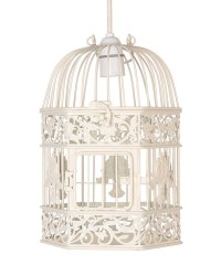 Bird Cage Lamp Shades