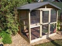 How To Build A Hexagonal Bird Aviary - Image Bear and Bird ...
