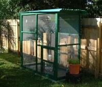 Free Bird Aviary Plans | Birdcage Design Ideas