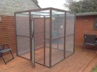 Free Plans For Bird Aviary | Birdcage Design Ideas
