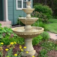 Garden Bird Baths Fountains | Birdcage Design Ideas