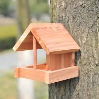 Wooden Bird Feeders Plans Free | Birdcage Design Ideas