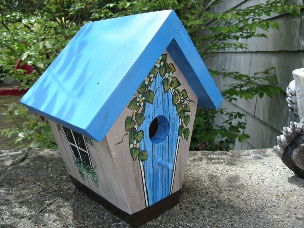 Decorating With Bird Houses Indoors Birdcage Design Ideas