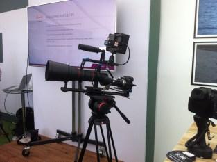 Panasonic i Kowa Telephoto 100mm