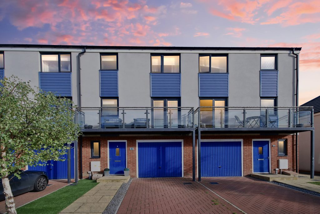 4 Bedroom Townhouse on Bowden Close Newcastle Great Park