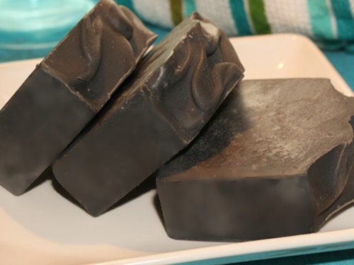 Tea Tree Charcoal Face Soap - Raven