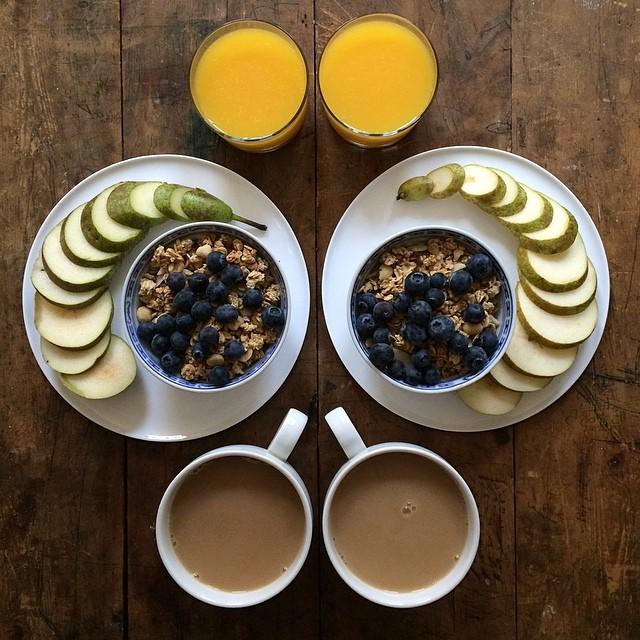 Blog of the Week: Symmetrical Breakfasts of Michael Zee 07
