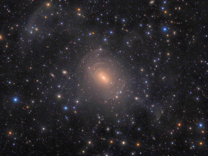 G31180303644_Winner_Shells of Elliptical Galaxy NGC 3923 in Hydra © Rolf Wahl Olsen_0