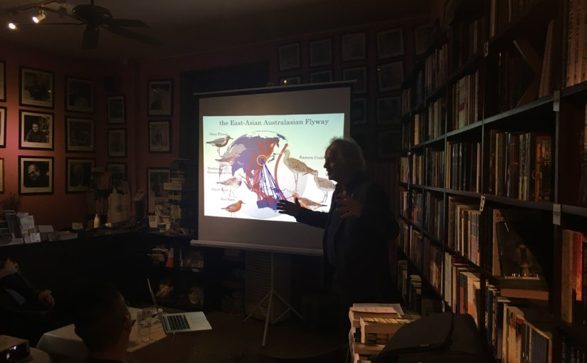 The Yellow Sea And Shorebirds: An Evening With Professor Theunis Piersma