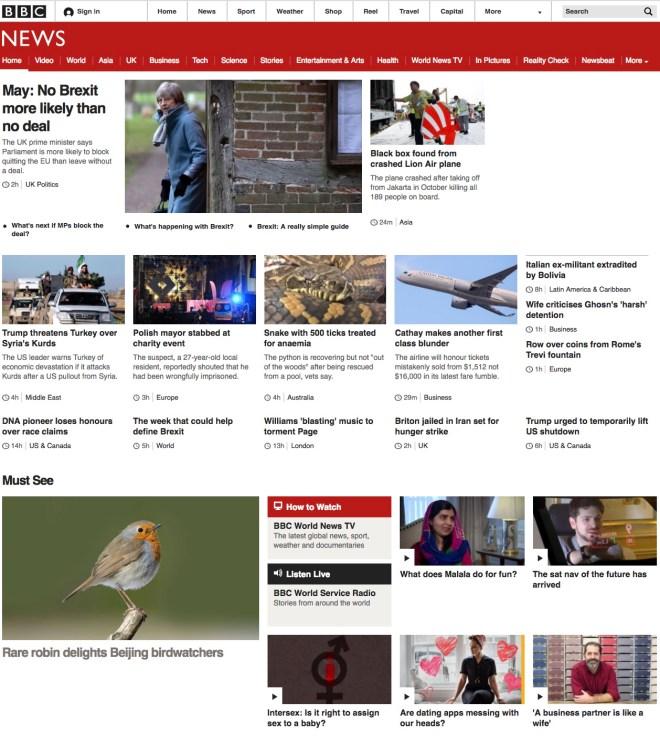 bbc robin story