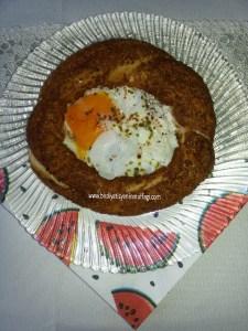 simit-omlet