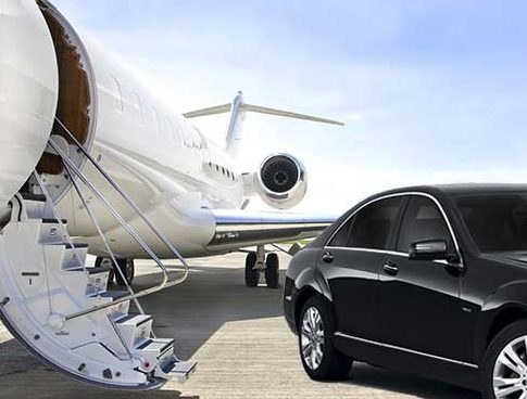 Trenton Airport Car Service Transportation Bird Limousine