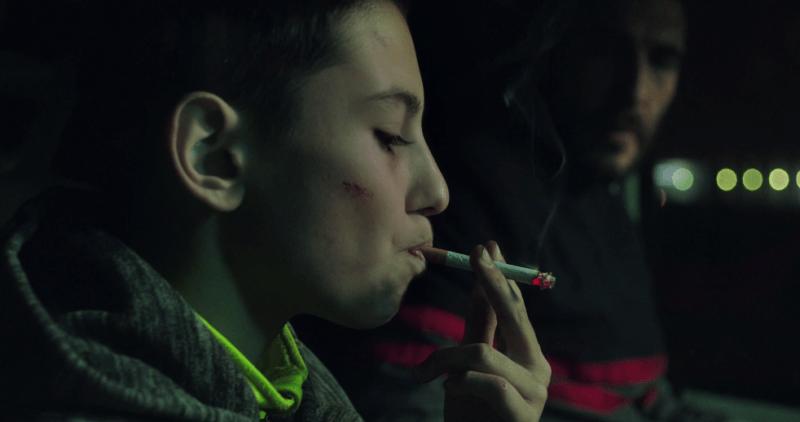 night sigaretta