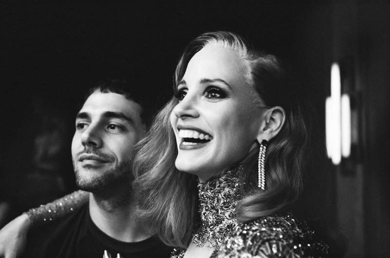 xavier-dolan-jessica-chastain-death-and-life-of-john-f-donovan-set-1