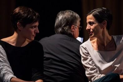 Sofia Dias, Cristina Vidal e Isabel Abreu