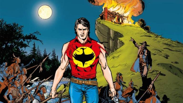 Moreno Burattini - parte seconda Zagor6