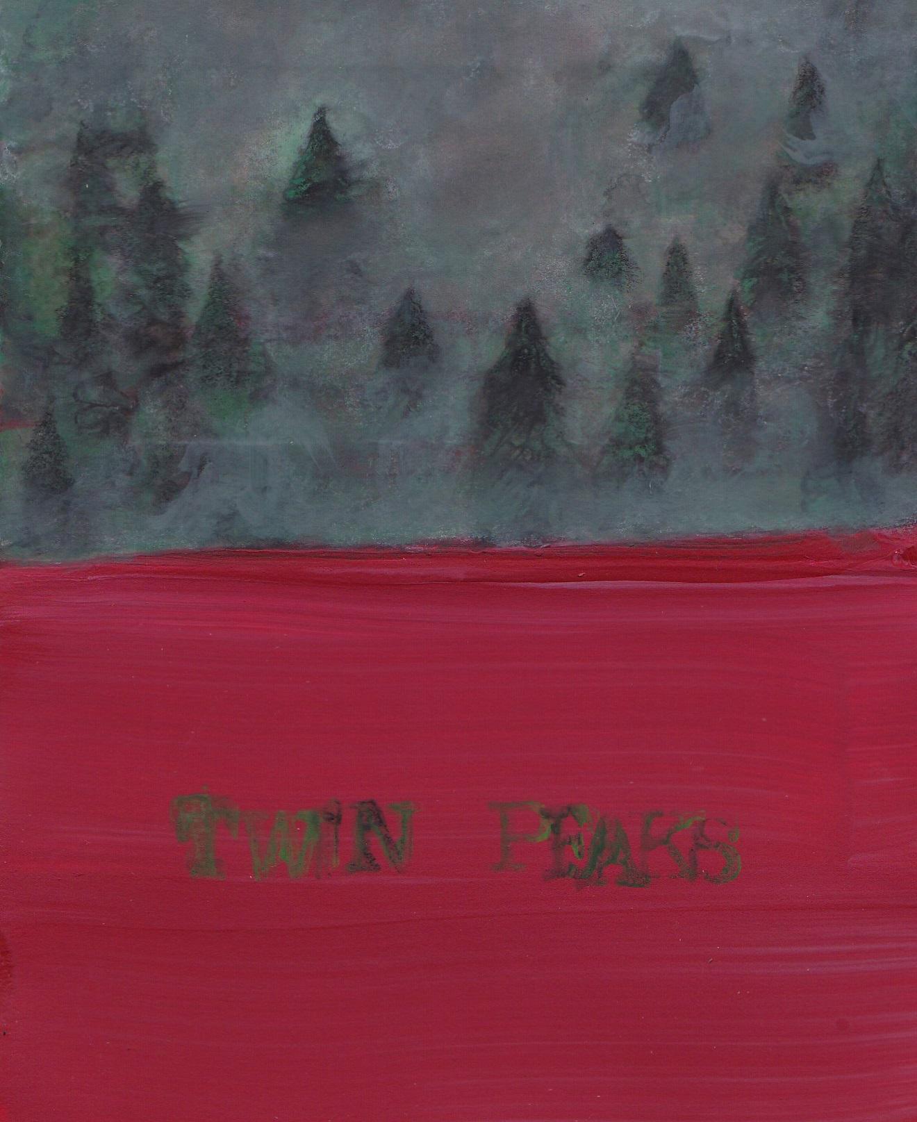 Cristiano Baricelli - Twin Peaks (2020)