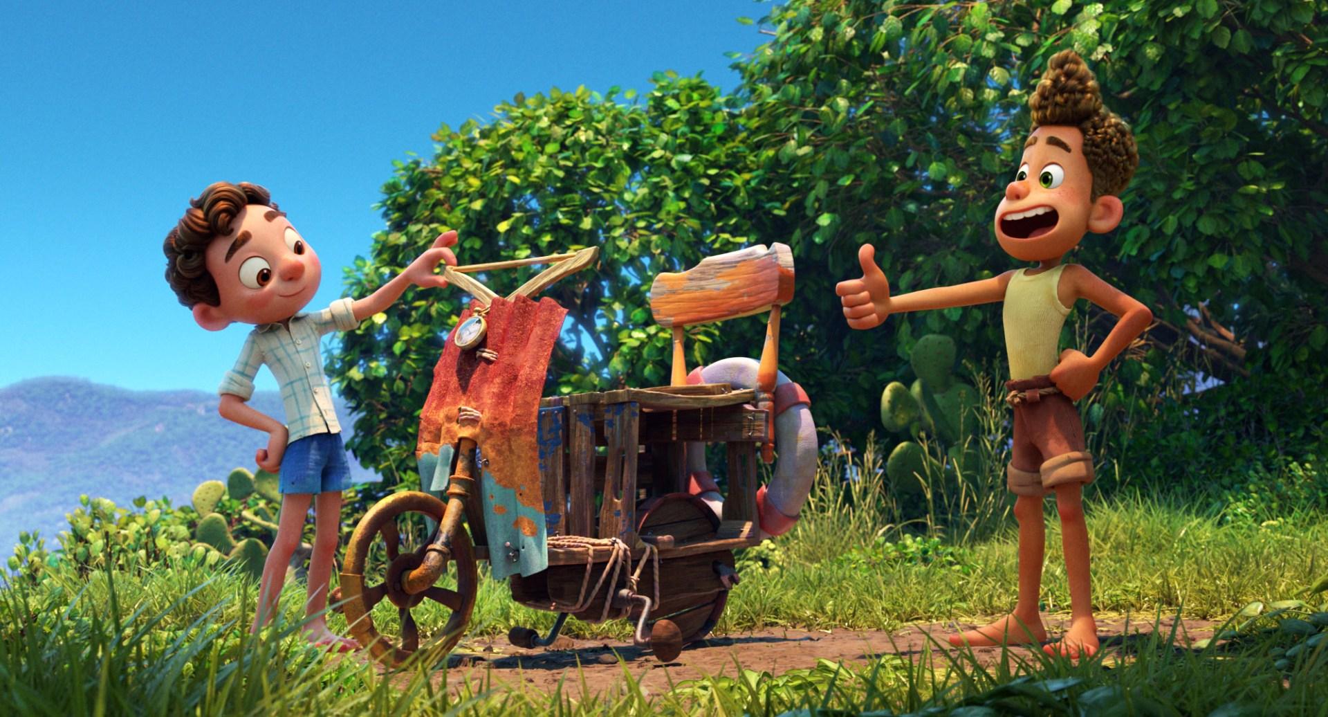 Luca-Pixar