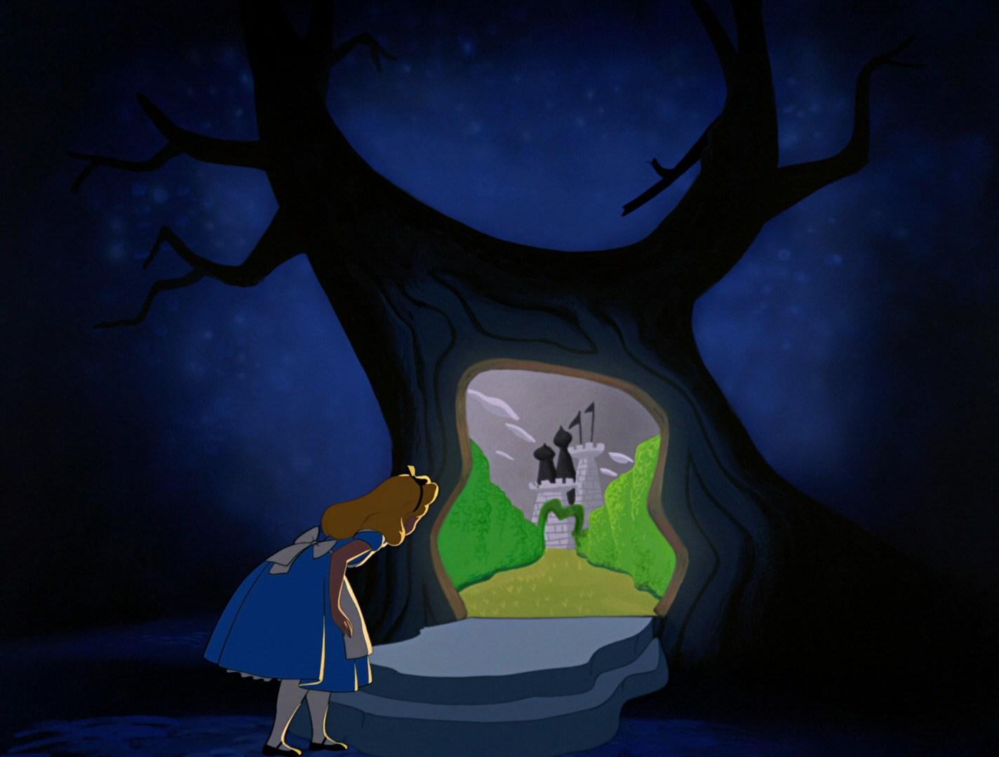 Alice-Disney