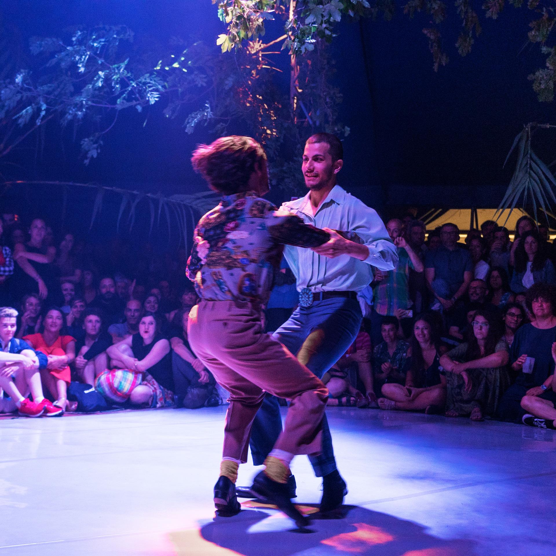 save the last dance for me alessandro sciarroni