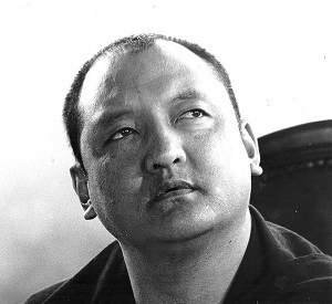 Shamar Rinpoche, the 14th Shamarpa, author