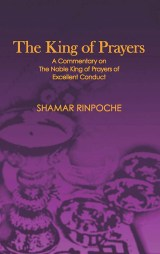 The King of Prayers Book Cover
