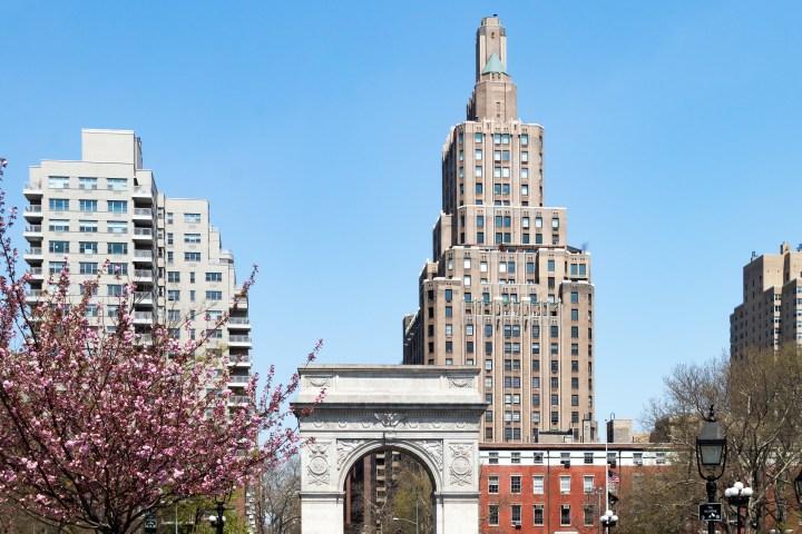 New-York et ses parcs